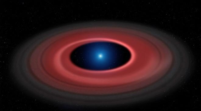 Деякі планети можуть пережити смерть своїх зірок - фото
