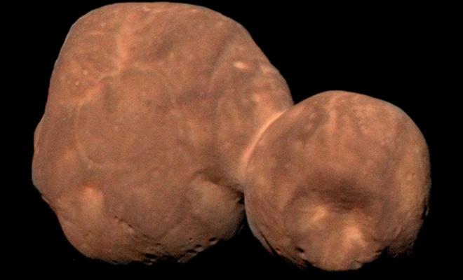 Опубліковано перші наукові результати щодо незвичайного далекого астероїда Ультима Туле - фото