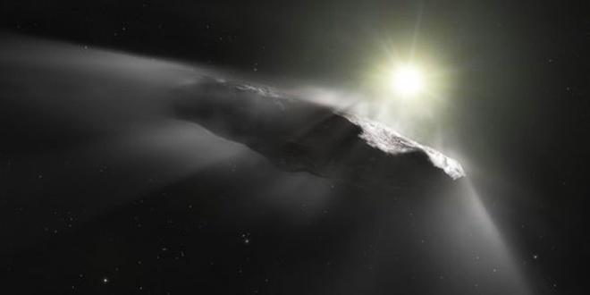 Сонячна система може містити чужорідні комети, викрадені у іншої зірки - фото