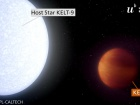Виявлено рідкоземельні метали в атмосфері палаюче-гарячої екзопланети