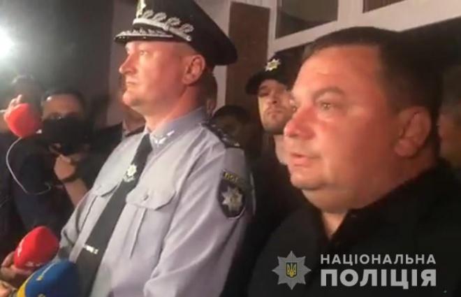 Глава поліції Київщини пішов у відставку - фото