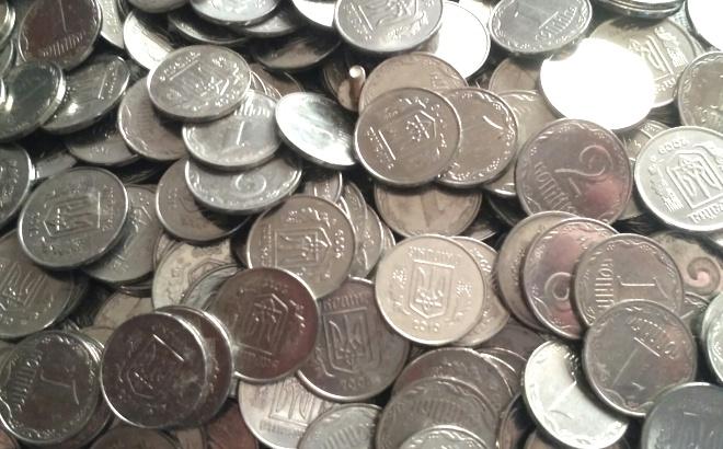 Монети 1, 2 та 5 копійок у жовтні вийдуть з обігу - фото