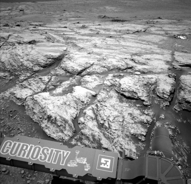 Можливі сліди існування життя на Марсі виявив Curiosity - фото