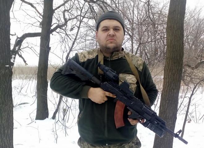 Присвоєно звання Героя України Андрію Волосу посмертно - фото