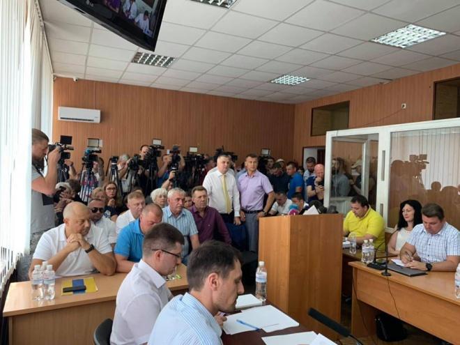 САП просить для Труханова 12 років позбавлення волі - фото