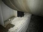 Затримано диверсанта, який заклав вибухівку під ємність з хлором на КП Харківводоканал