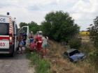 Автівка збила групу дітей на велосипедах на Миколаївщині