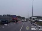 Під Києвом сталася ДТП з маршруткою, загинуло троє осіб, багато травмованих