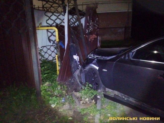 П'яний прокурор із 7 дівчатами в автівці потрапив в ДТП, - ЗМІ - фото