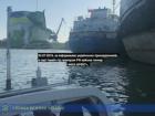 СБУ затримала танкер, який блокував українські військові кораблі у Керченській протоці