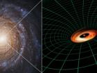 Знайдено загадкову чорну діру