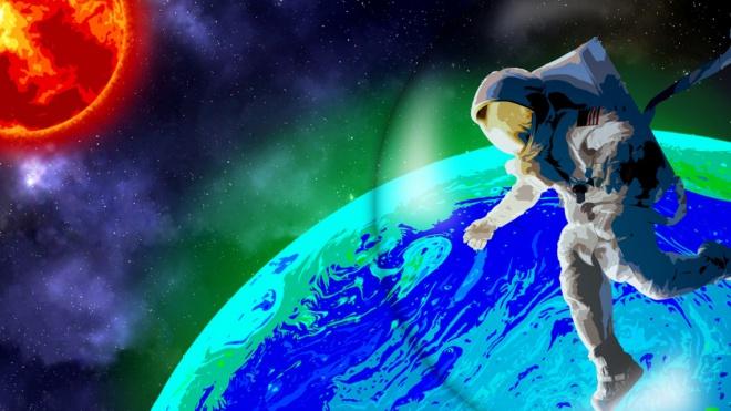 Флуоресцентне світіння допоможе виявити приховане життя в космосі - фото