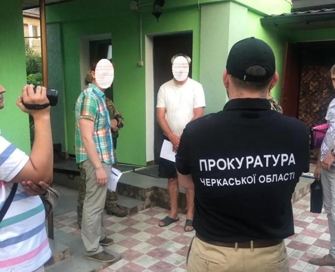 На Черкащині громадянин РФ намагався вчинити диверсію - фото
