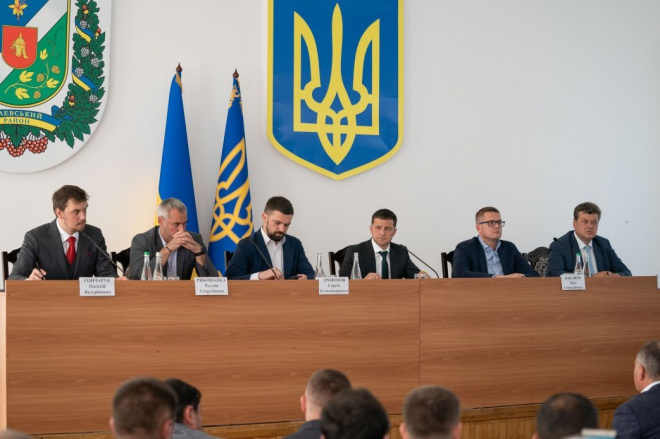 Представлено нового голову Житомирської ОДА - фото