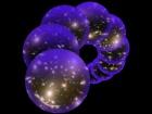 Віртуальна «машина всесвіту» проливає світло на еволюцію галактик