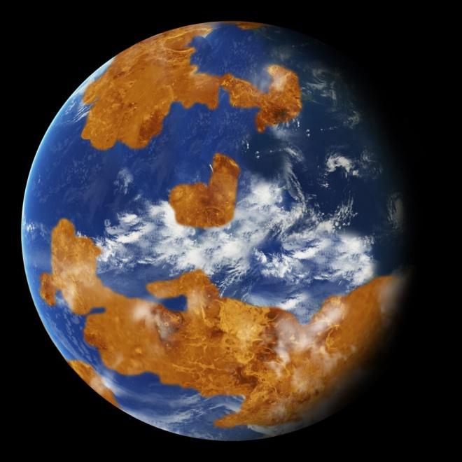 Чи могла бути Венера придатною для життя? - фото
