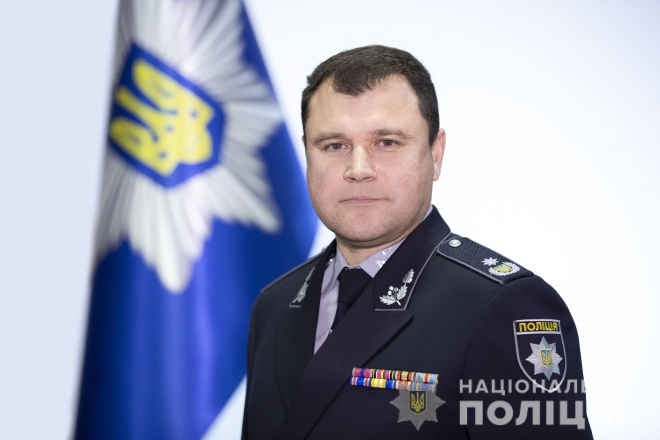 Призначено нового очільника Національної поліції - фото