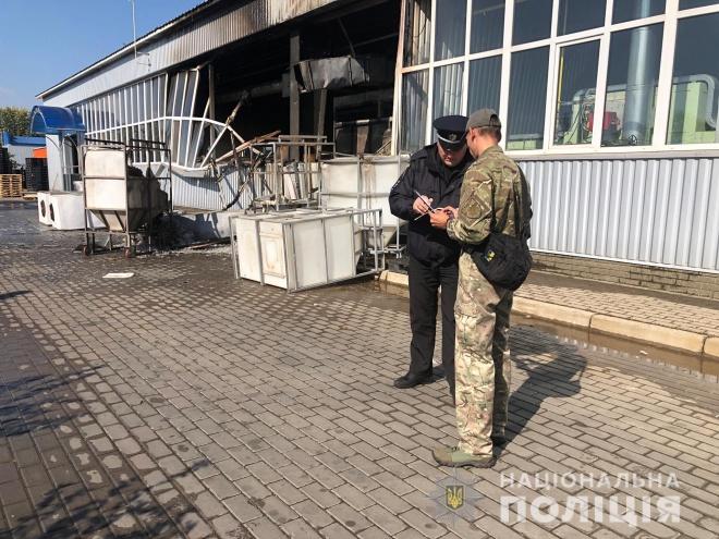В Сумах внаслідок вибуху на підприємстві постраждало 10 працівників - фото