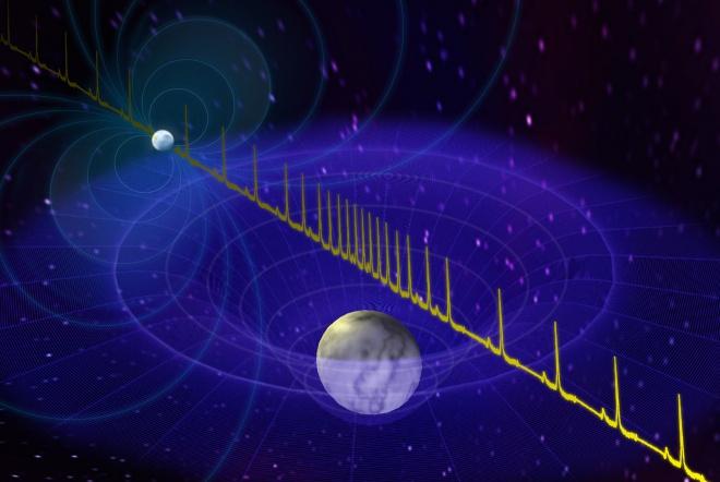 Відкрито наймасивнішу нейтронну зірку - фото