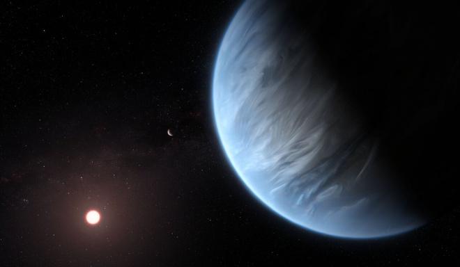"""Вперше виявлено воду на потенційно """"жилій"""" планеті - фото"""