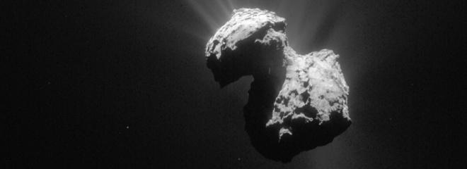 Всі комети у нашій Сонячній системі можуть походити з одного місця - фото