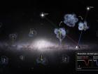 Чумацький Шлях здійснює рейдерські нальоти на своїх невеликих сусідів, підозрюють астрономи