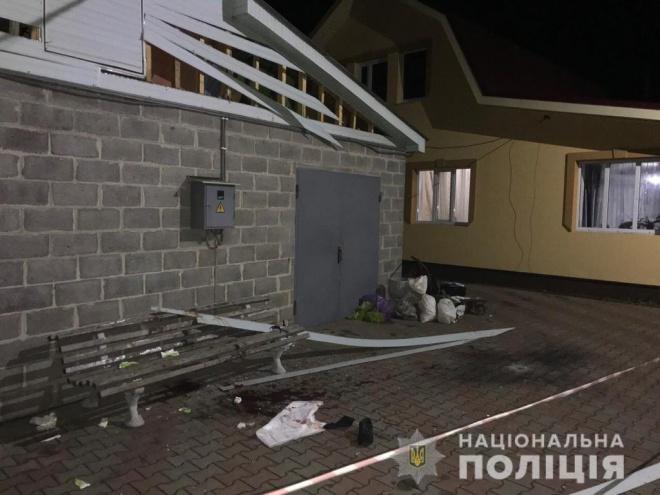 На Київщині чоловік гранатою спробував вбити односельця та його родину - фото