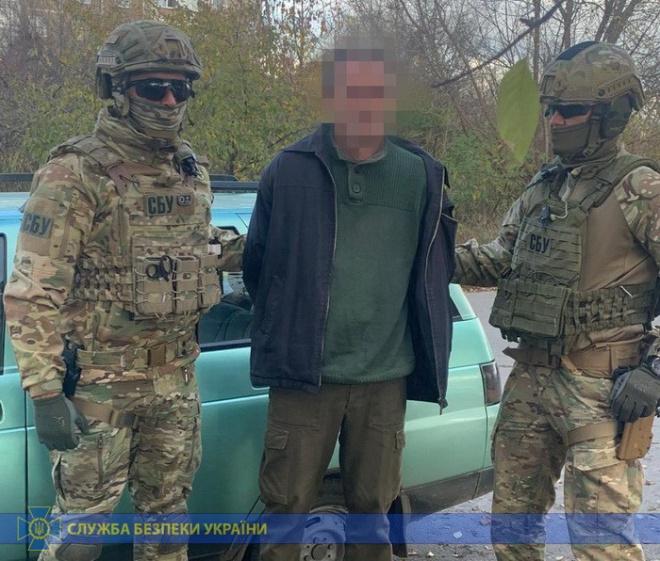 СБУ затримала на Черкащині агента ФСБ РФ - фото