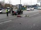 На Кільцевій автівка вилетіла на зустрічну смугу: двоє загиблих