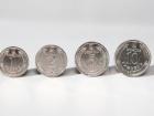 Нацбанк вводить в обіг монети 5 та 10 грн