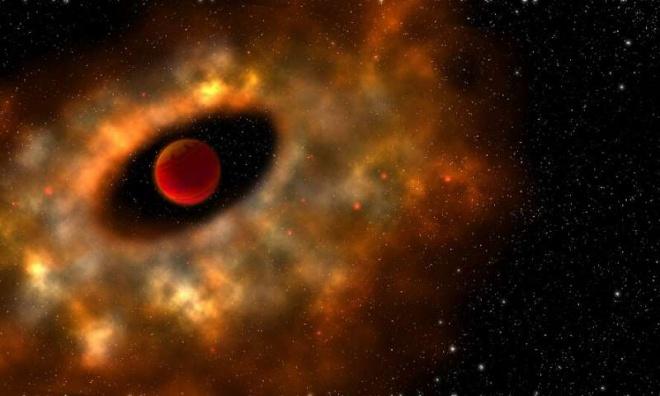 Екзопланети: склад газового гіганта не визначається його зіркою - фото
