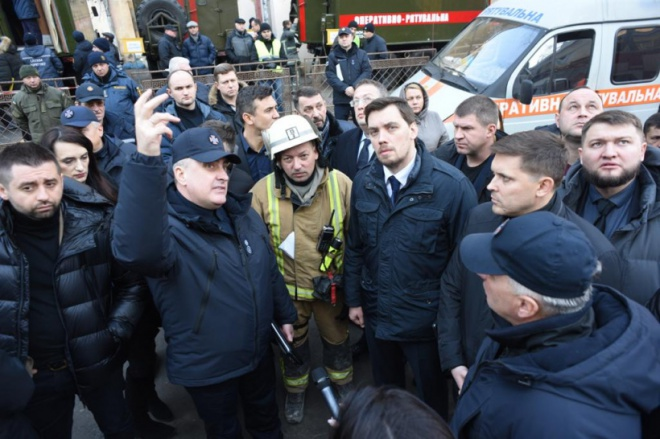 Керівника ДСНС Одещини відсторонено - фото