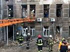 Внаслідок пожежі в одеському коледжі вже 2 загиблих, доля 13 - невідома