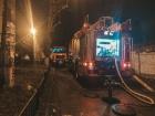 Вночі в Києві горів гуртожиток НАУ, евакуйовували 300 студентів