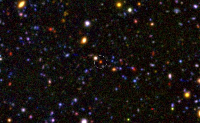"""""""Ядра"""" масивних галактик вже були сформовані 1,5 млрд років після Великого вибуху - фото"""
