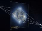 Хаббл виявив найменші з відомих скупчень темної матерії
