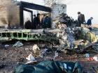 Іран визнав свою провину у збитті літака МАУ