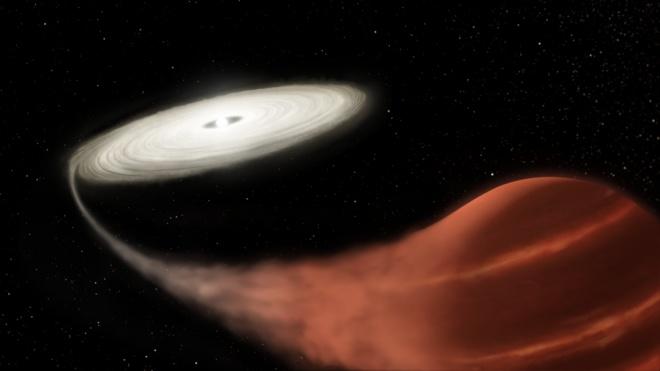 Кеплер став свідком супер-спалаху у «вампірській» зоряній системі - фото