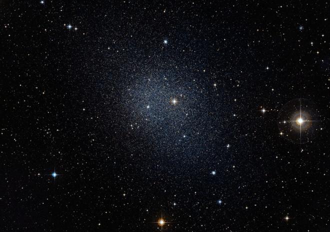 Моделювання карликової галактики виявляє різні шляхи збагачення стронцію - фото