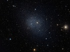 Моделювання карликової галактики виявляє різні шляхи збагачення стронцію