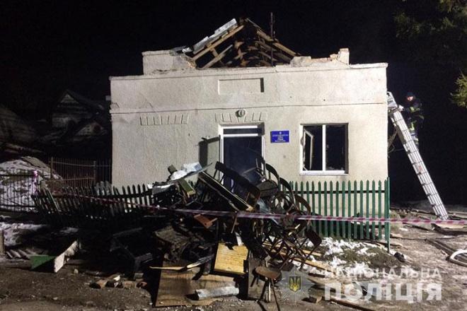 Названа попередня причина вибуху в сільському клубі на Тернопільщині - фото