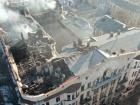 Пожежа в одеському коледжі: завгоспу повідомлено про підозру