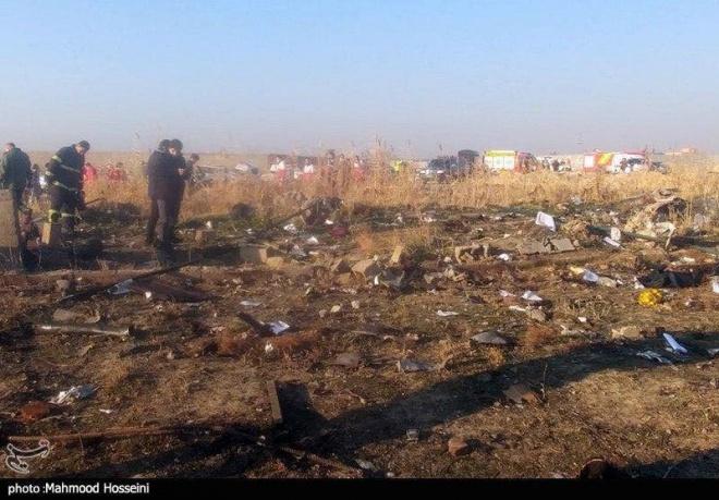 В МАУ розповіли про авіакатастрофу в Ірані - фото