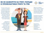 Від ускладнення грипу в Україні померла людина