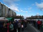 11-16 лютого в Києві триватимуть районні продуктові ярмарки