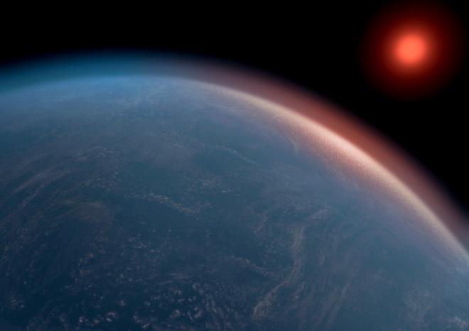 Більша екзопланета може мати умови, що підходять для життя - фото