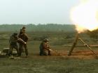 """Доба ООС: 8 обстрілів, """"заборонені"""" міномети, поранено одного оборонця"""