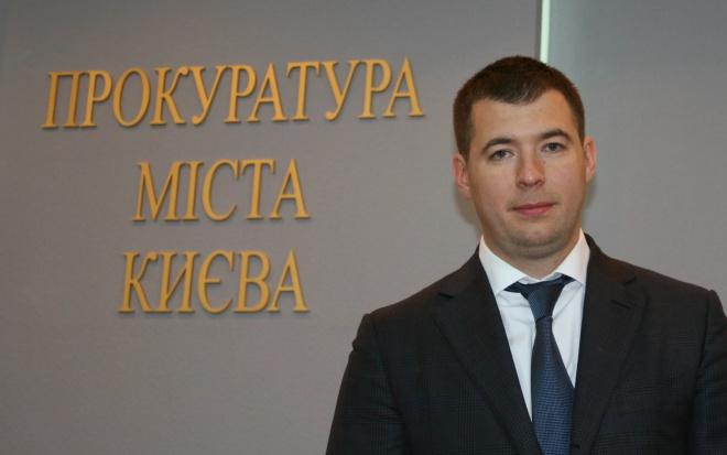 Суд поновив люстрованого прокурора Києва Юлдашева - фото