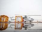 В Україні з'явився вертоліт для транспортування хворих на коронавірус