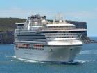 Виявлено коронавірус 2019-nCoV у українця на круїзному лайнері біля Японії